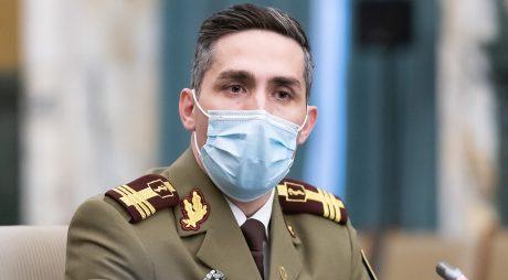 Valeriu Gheorghiţă: Vom imprima din nou pe certificatul de vaccinare anti-COVID data expirării lotului de ser