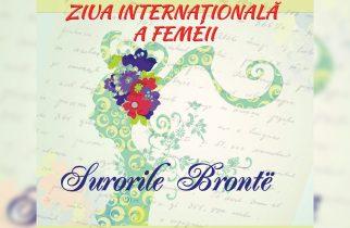 """""""Surorile Brontë"""",  un eveniment organizat de Biblioteca Județeană"""