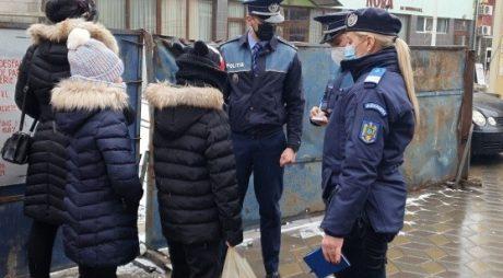 IPJ: Amenzi de 5.000 de lei pentru nerespectarea măsurilor anti Covid