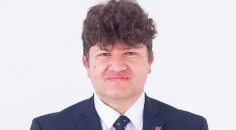 Lőrincz Széll, propunerea UDMR pentru un post de subprefect, fișă biografică