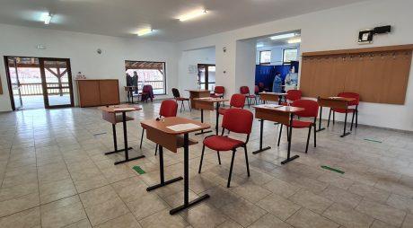 Noul centru de vaccinare de la Hunedoara, funcțional