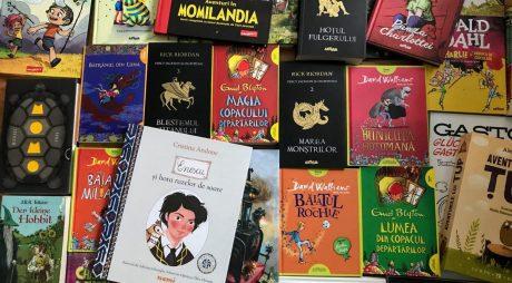 2 aprilie: Ziua internaţională a cărţii pentru copii