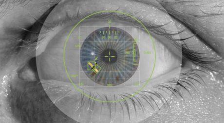 Scanarea ochilor pentru identificarea în trei minute a persoanelor infectate cu SARS COV 2