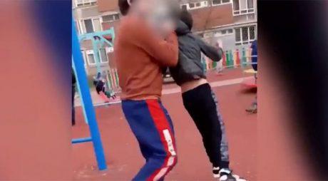 Bărbatul care a lovit doi minori într-un parc din Hunedoara, nemulțumit că poate fi judecat pentru tentativă de omor