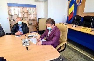 Hunedoara: S-a semnat primul contract de execuție în cadrul unui proiect de modernizare a orașului