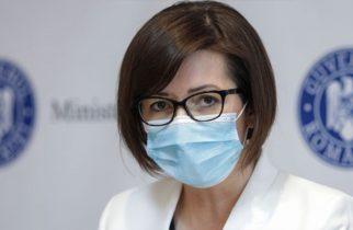 Ioana Mihăilă afirmă că au fost distribuite 87.000 de teste antigen rapide pentru testarea în farmacii