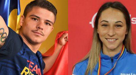 Doi hunedoreni la Jocurile Olimpice de la Tokyo: Florentina Iusco și Cosmin Gîrleanu