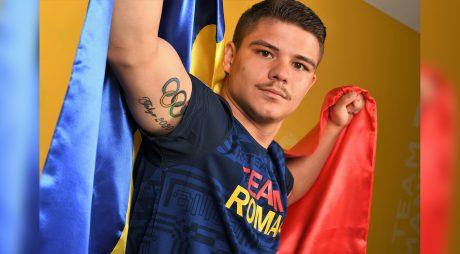 """Cosmin Gîrleanu: """"Mă întorc în sală, vreau să devin cel mai bun!"""""""