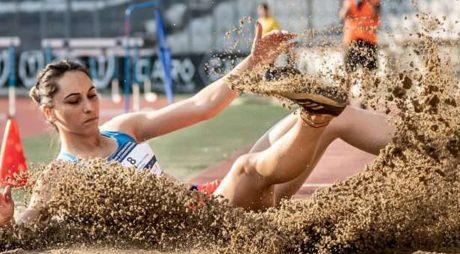 Florentina Iușco, atleta de la CNS Cetate Deva, la Jocurile Olimpice de la Tokyo