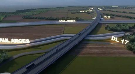 Autostrada A1 Sibiu – Pitești, lotul 5. Lucrările încep pe 1 septembrie. Cum va arăta