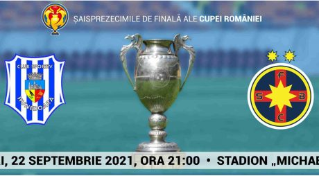 De mâine (joi – 16 septembrie) se pun în vânzare biletele la meciul CS Hunedoara – FCSB