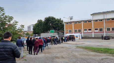 Condiții de intrare la meciul dintre CS Hunedoara și FCSB
