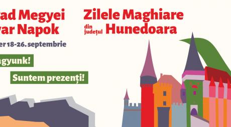 Zilele maghiare la Hunedoara