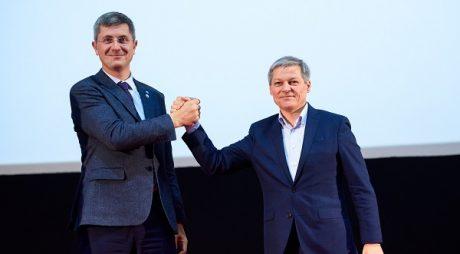 Ionuț Moşteanu: Dacian Cioloş şi Dan Barna – în turul doi al alegerilor pentru preşedinţia USR PLUS