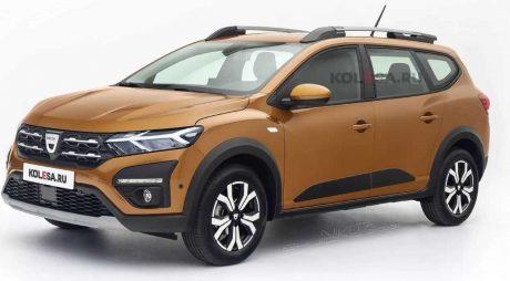 Dacia lansează modelul Jogger, un vehicul de familie cu până la 7 locuri