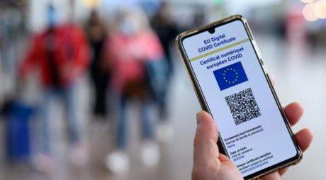 Ţările de Jos introduc din 25 septembrie certificatul verde COVID