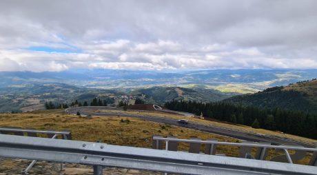 Drumul din Parâng, inaugurat astăzi!