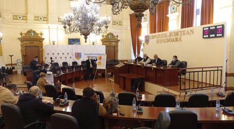 Consiliul Județean Hunedoara: Județul Hunedoara, discriminat pe criterii politice de Guvernul demis!