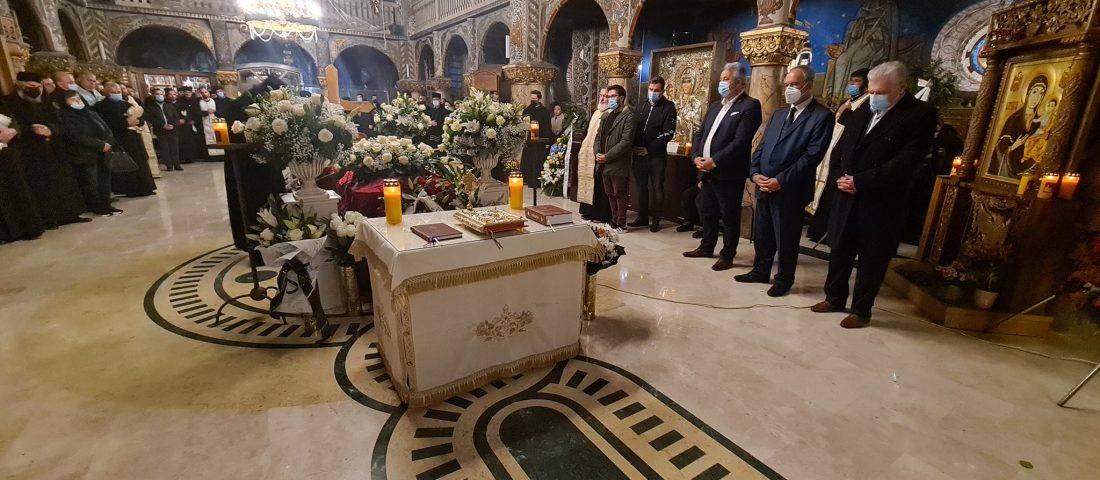 23 octombrie, zi de doliu în județul Hunedoara în memoria Preasfinției Sale Părintele Gurie, Episcopul Devei și al Hunedoarei
