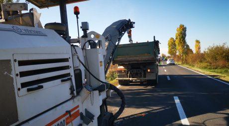 Lucrări de întreținere și pe reparații pe DN 68A