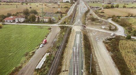Instituția Prefectului: Stadiul lucrărilor la tronsonul de cale ferată Simeria – Gurasada
