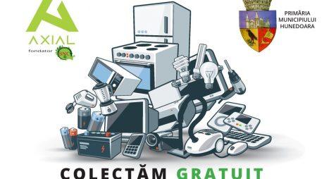 Astăzi începe o nouă campanie de reciclare a deşeurilor electronice şi electrocasnice